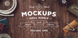 Mockups Mega Bundle Volume One
