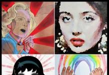 The F Word: Feminism in Art Exhibit.