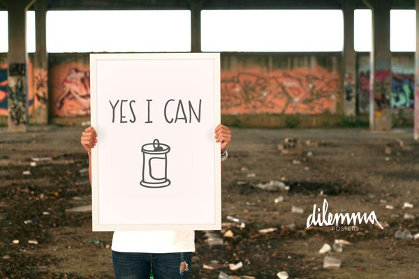 Yes I can – hand drawn design.
