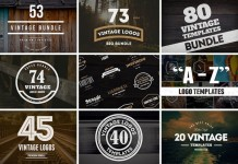 A mega bundle with over 650 logos and badges as limited time offer.