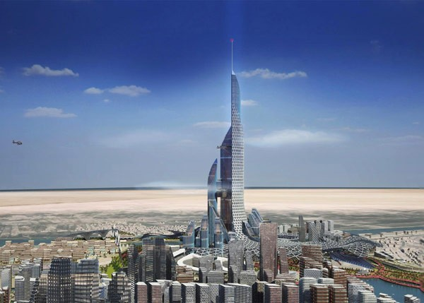 Bride Tower – World's Tallest Building Planned in Iraq
