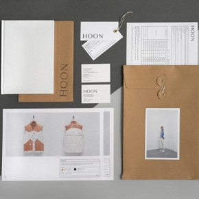 HOON Leather Shop Branding by Say What Studio