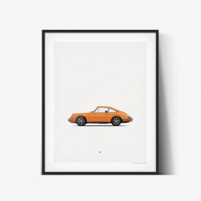 Classic Dream Cars – Poster Illustrations