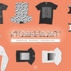 Storefront – Apparel Mockups Mega Bundle