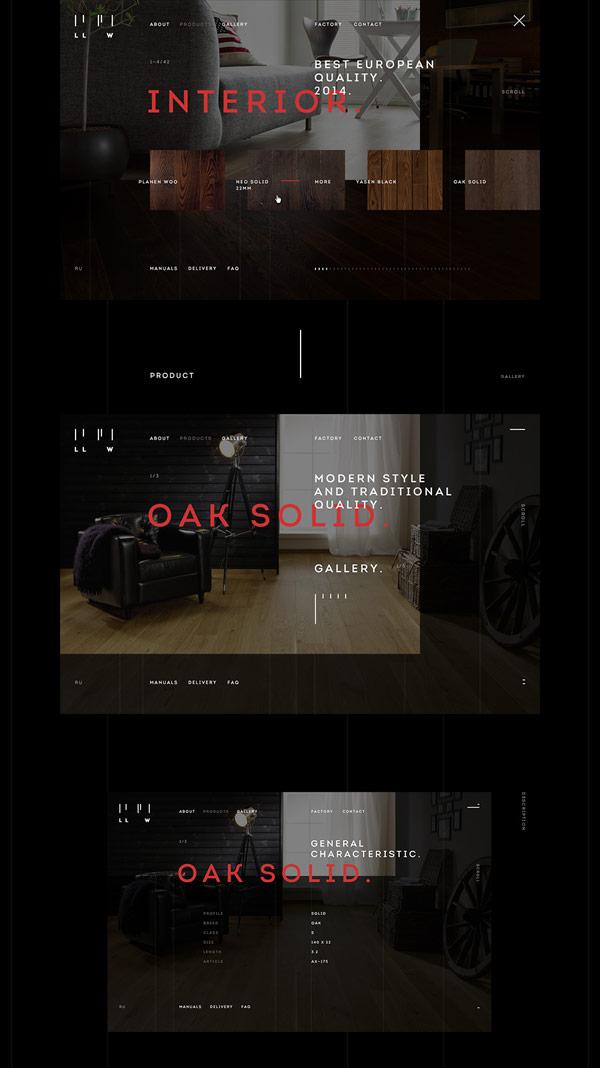 Long Life Wood – Branding & Web Design