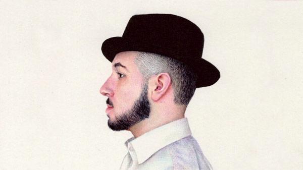 Self portrait by Nicolas Sanchez.
