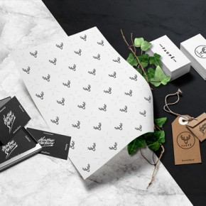 FAUPÈ – Fashion Label Brand Identity