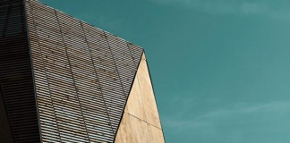 Architectural shapes captured by Alessandro Barattelli.