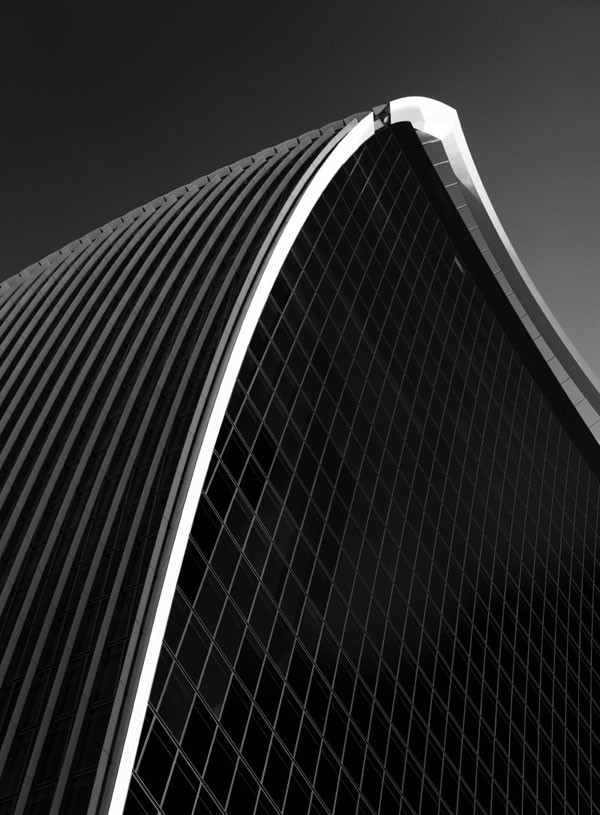 Awesome Modern Architectural Shapes In An Unconventional Design.