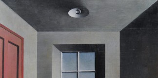 Painting by contemporary artist James Mortimer.