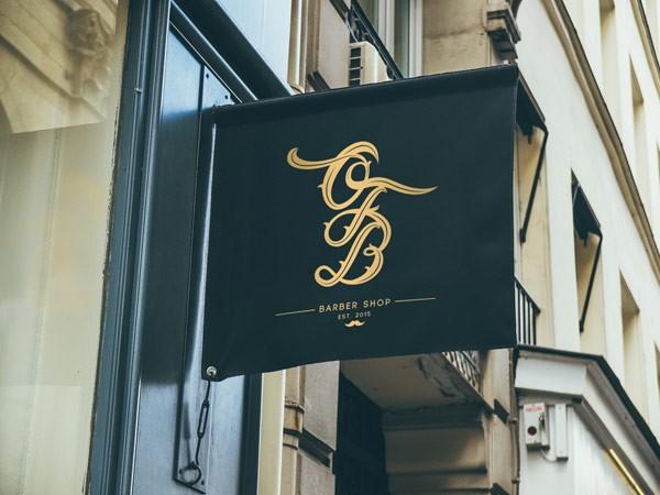 Old Fade Bastard – Branding by Bruno do Nascimento