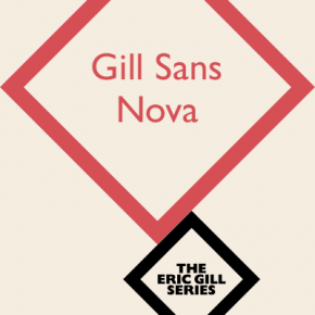 Gill Sans Nova from Monotype Studio