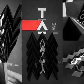 TĀTOU. Agency Identity by 485 Design