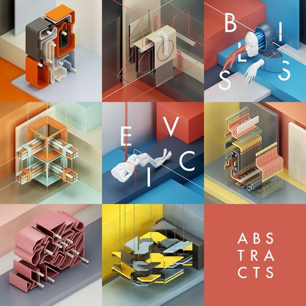Digital Isometric Artworks by Jean-Michel Verbeeck