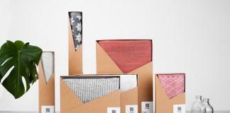 Klässbols Linen Factory – graphic design, branding, and packaging by Rasmus Erixon and Tobias Möller.