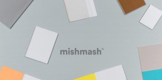 Mishmash® office supplies – stationery design by Another Collective, a creative studio from Porto, Portugal.
