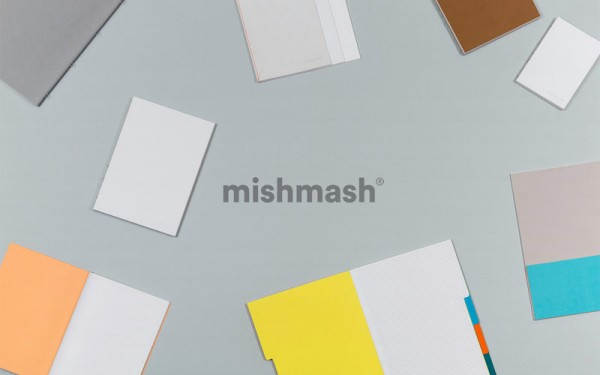 Mishmash® office supplies – stationery design by Another Collective, a creative studio from Matosinhos, Portugal.