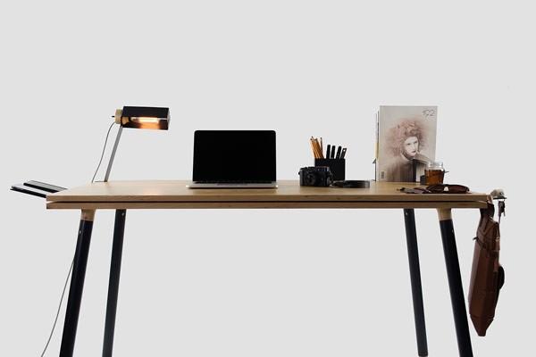Tenderete, a multipurpose designer worktable for all kinds of work.