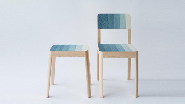 Decresc Seating Design Series By Kazuya Koike