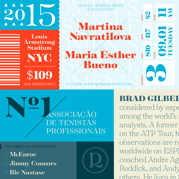 The Tenez typeface was originally designed for a branding project. Later it has been expanded into a full Didone font family.