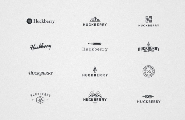 Jimmy Gleeson has created a lot of logos before he found the final version.