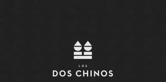 Los Dos Chinos logo design.