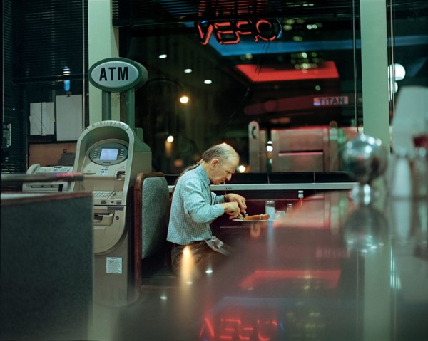 Photographer Mike Mellia decided to work on this series unexpected passing of his father.