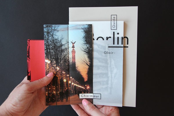 All photos in the booklet were taken by Camille Palandjian during a trip to Berlin.