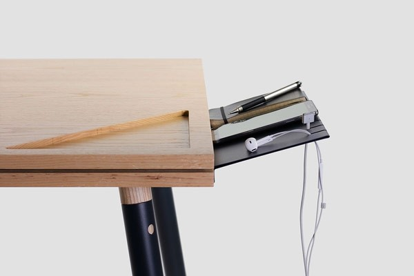You can also attach an additional storage to the table.