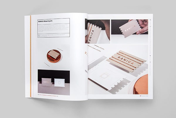 It shows countless examples of how to use printed materials as well as striking graphics and different textual techniques.