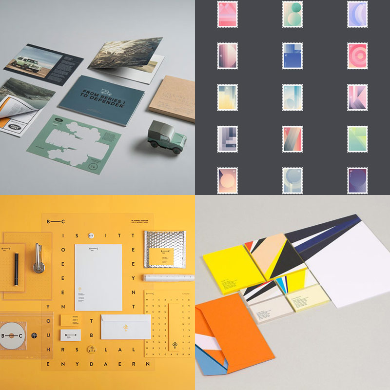 Best Graphic Design and Branding Inspiration in 2015
