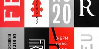 Calendar 2016 design by Caserne