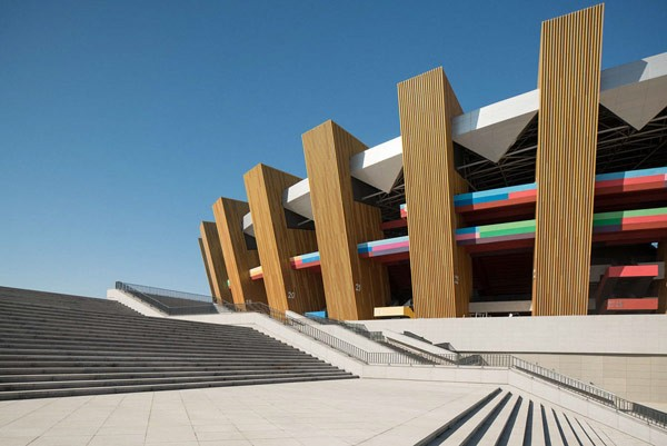 Ordos was originally planned as a futuristic vision of a cultural, economic, and political center.