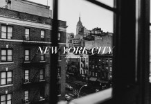 New York City captured in November 2015 by French photographer, Laurent Nivalle.