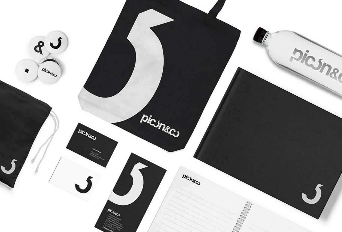 Picón & Co Brand Identity by Studio Maas