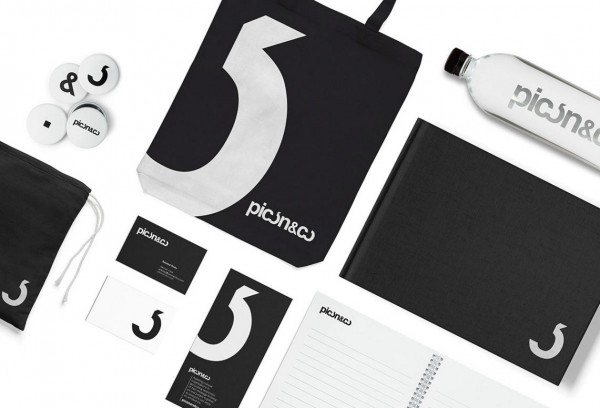 Picón & Co brand identity development by studio Maas.
