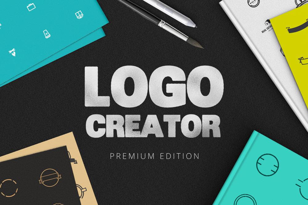 Logo Creator Premuim Edition from DesignDistrict