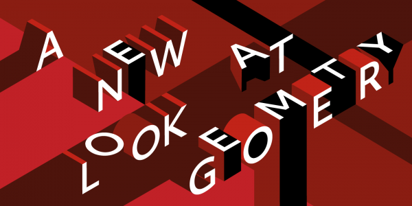 The Objektiv font family offers a new look at geometry.