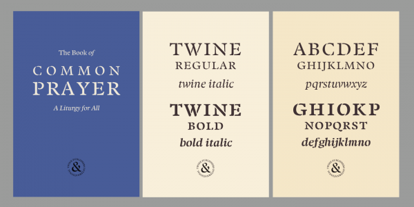 Some type samples of this stencil font from Wilton Foundry.
