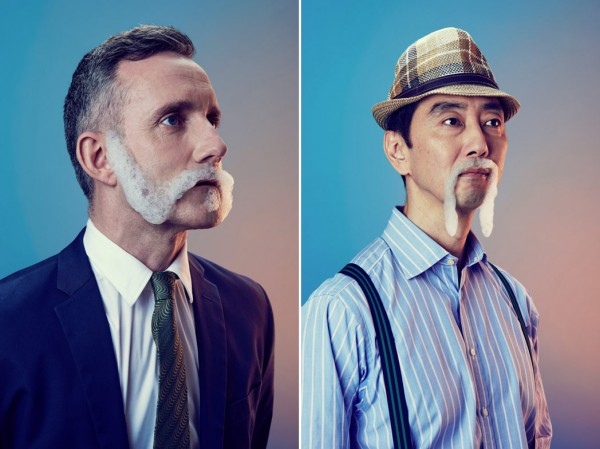 The project examines modern men and their grooming obsession to facial hair, and how it personifies masculinity.
