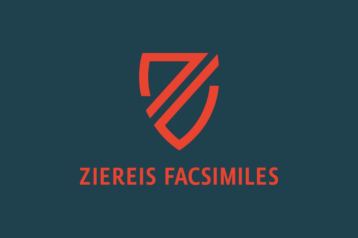 Ziereis Faksimiles – Visual Identity by Zeichen & Wunder