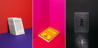 Visualization of several stages that present these great books in a very special way.