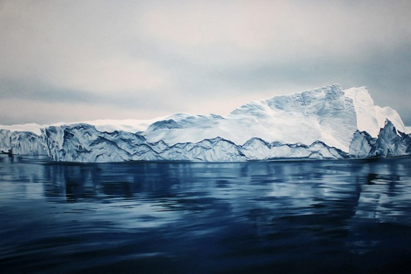 Greenland no. 54 – This drawing is currently available as fine art print.