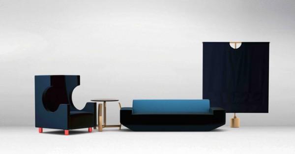 The Oriental Series by Frank Chou Design Studio.