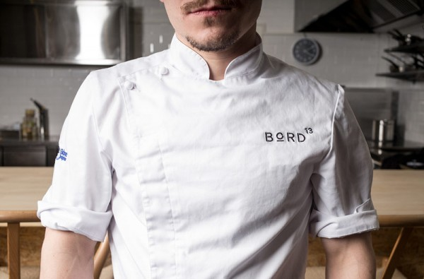 Bord 13, a Malmö, Sweden based restaurant and wine bar founded by a former Souschef and a Head Sommelier from Noma.