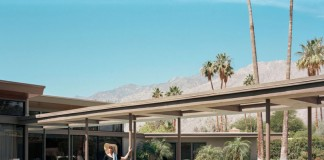 Frank Sinatra residence, designed by E Stewart Williams