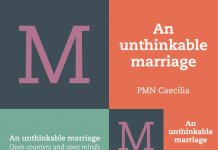 PMN Caecilia is a slab serif typeface that has been design in 1990 by Peter Matthias Noordzij for foundry Linotype.