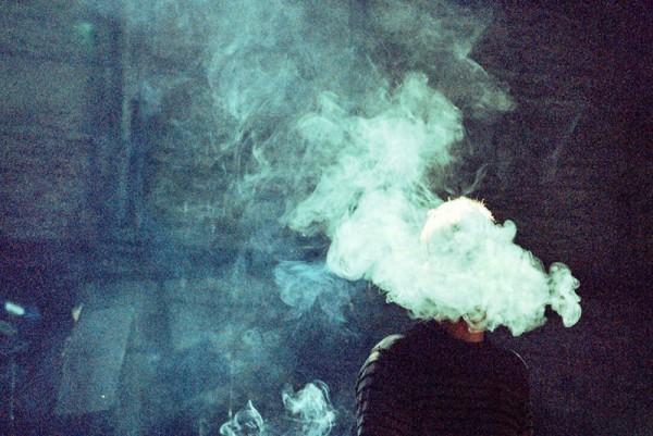 Dude seriously, smoking can kill you.