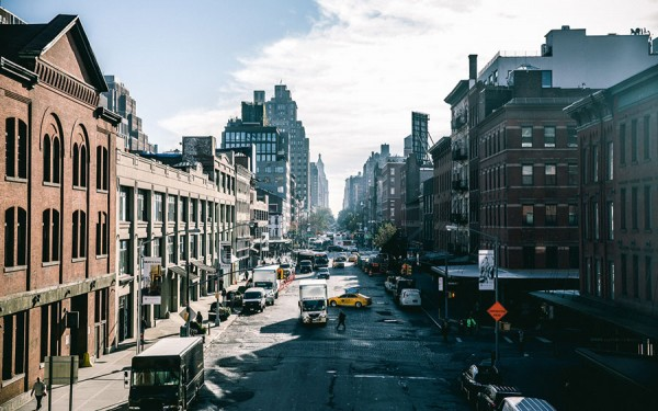 The streets of the Big Apple captured in different angles.