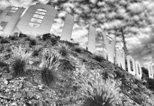 The Hollywood Sign – New Perspectives taken by Ted VanCleave.